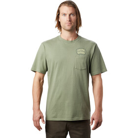 Mountain Hardwear Marrow T-shirt Heren, groen